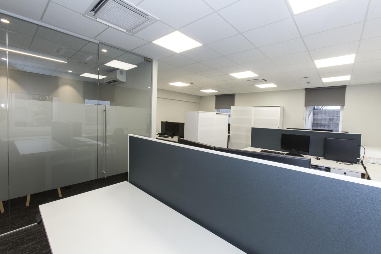 Claeys & Verbeke interieur kantoor