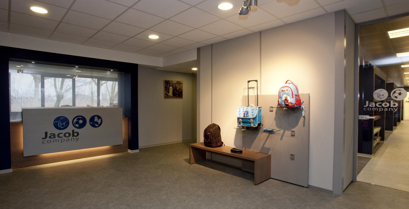 Claeys & Verbeke interieur handelszaken