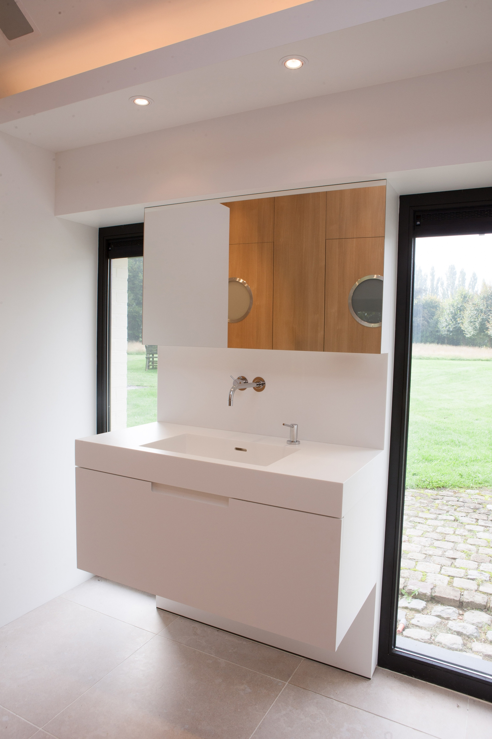 Claeys & Verbeke interieur wellness